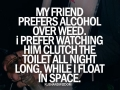 Smoking Weed With Friends