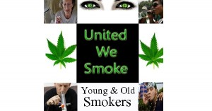Smokers of all ages Turn UP