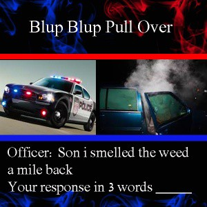 Richmond Cop Found With Weed