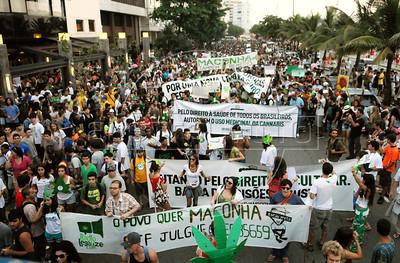 marijuana supporters worldwide