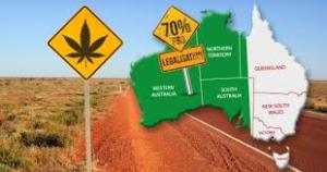 is marijuana legal in australia 1