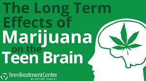 Long Term Marijuana Study
