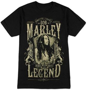 bob marley shirts